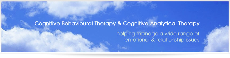 clinical psychologist and accredited cognitive analytical therapist